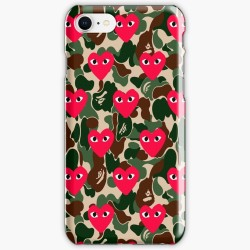 Bape Cdg 854 Iphone Case Cover