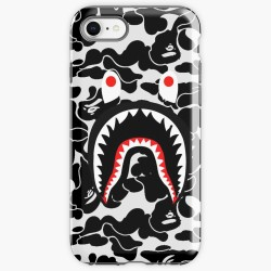 Black Shark Army Iphone Case Cover