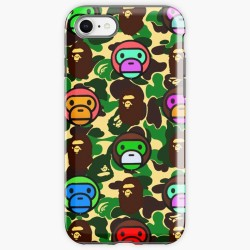 Bape Army Collage Iphone Case Cover