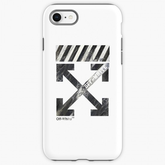 Fashion White Iphone Case Cover