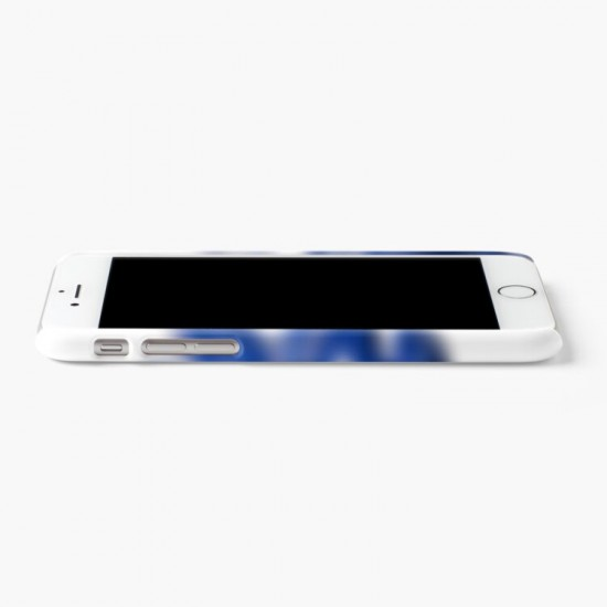 Bape Blue White Red Iphone Case Cover