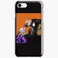 Bape Big Mouth Shark ,cute Family Gift Idea For Mom Dad And Siblings  Iphone Case Cover