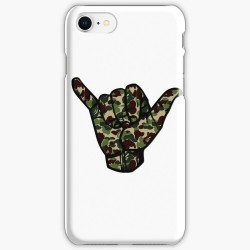 Bape Army Shaka Iphone Case Cover