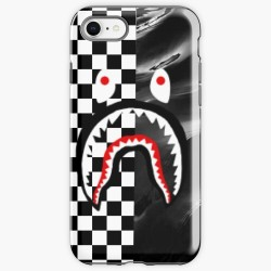 Two Sides Bape iPhone Case Cover