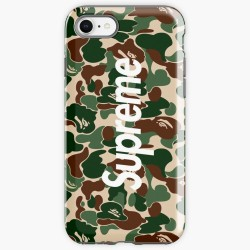 Army Bape iPhone Case Cover