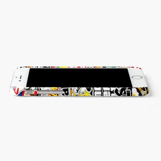 Bape Bomb Collage Iphone Case Cover