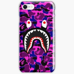 Purple Army Iphone Case Cover