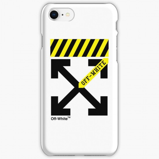 Off White Iphone Case Cover
