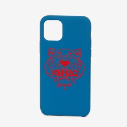 Kenzo Royal Blue Tiger Paris Logo Iphone X Xs Case