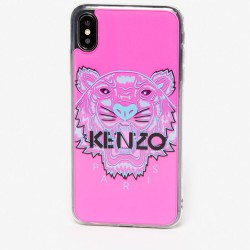 Kenzo Strawberry Tiger Paris Iphone Xs Max Case