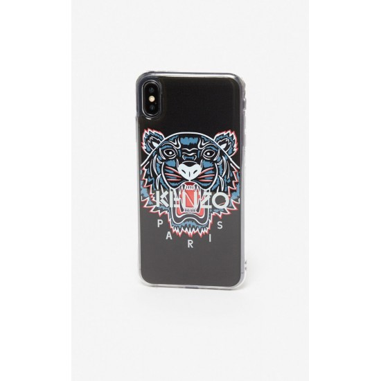 Kenzo Tiger Kenzo Paris Black Iphone Xs Max Case