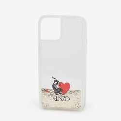 Kenzo Transparent Tiger Love Iphone Xi Pro Case
