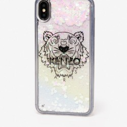 Kenzo White Tiger Paris Iphone Xs Max Case