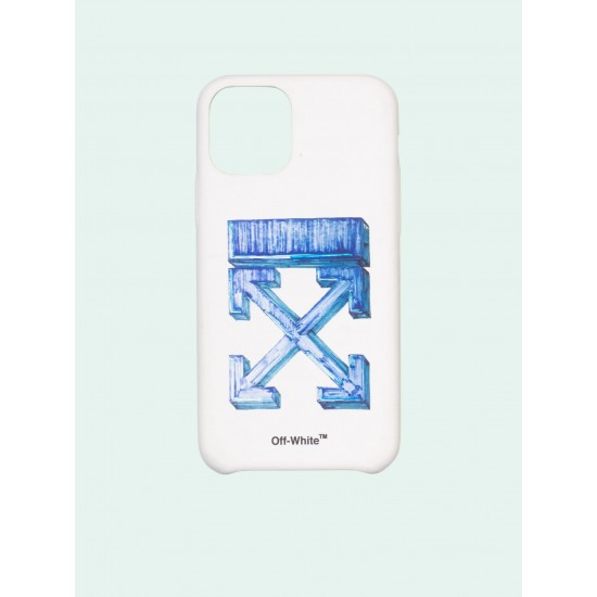 Off White White Blue Marker Iphone 11 Case