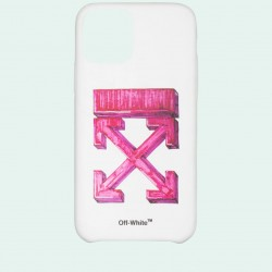 Off White White Red Marker Iphone 11 Case