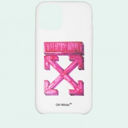 Off White White Red Marker Iphone 11 Pro Max Case